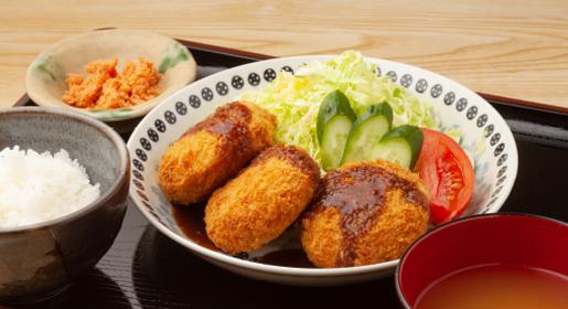 朝・夕2食の美味しいご飯付き(月~土曜日)